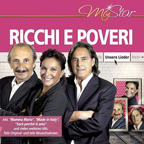 Ricchi e Poveri - My Star (2016)